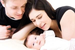 Babyfamilyblackwhite