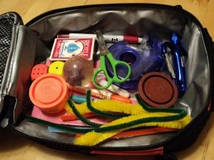 Busy Brain Bags